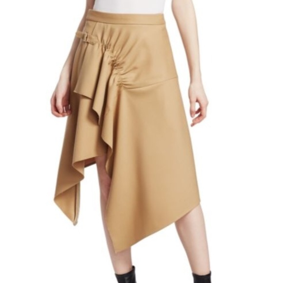 3.1 Phillip Lim Dresses & Skirts - NWT Phillip Lim Handkerchief Skirt Camel 6